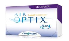 Контактные линзы Air Optix multifocal